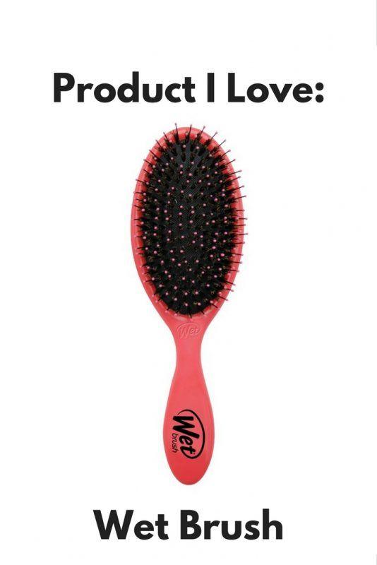 Product I Love- the Wet Brush - Splendry