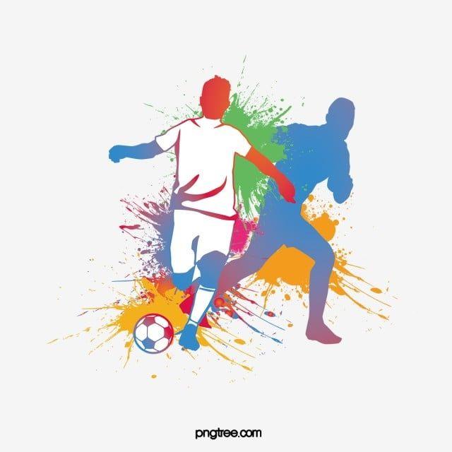 رسم لاعب كرة القدم النافثة للحبر ألوان مائية كرة القدم رياضي Png والمتجهات للتحميل مجانا Watercolor Sketch Planets Wallpaper Wallpaper