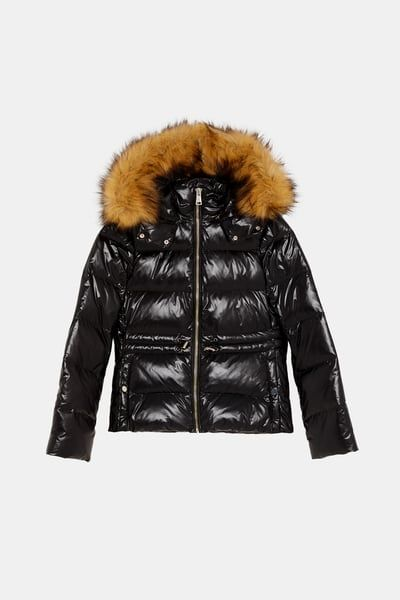 Image 10 of SHINY DOWN PUFFER JACKET from Zara  6a652ea5a5b2