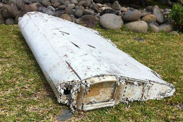 A wing piece gave rise to the research of missing MH370 #Flight, #Missing, #Research