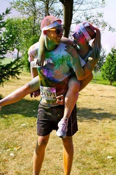 Couples who workout together, stay together. :) Color Run? Tough Mudder? Spartan Race? LETS DO IT