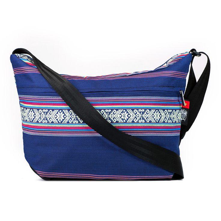 Ethnotek | Bagan Bag | Best Travel Satchel