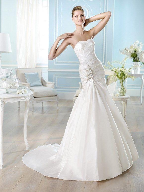 HANAE | Wedding Dresses | White One 2014 Collection | San Patrick