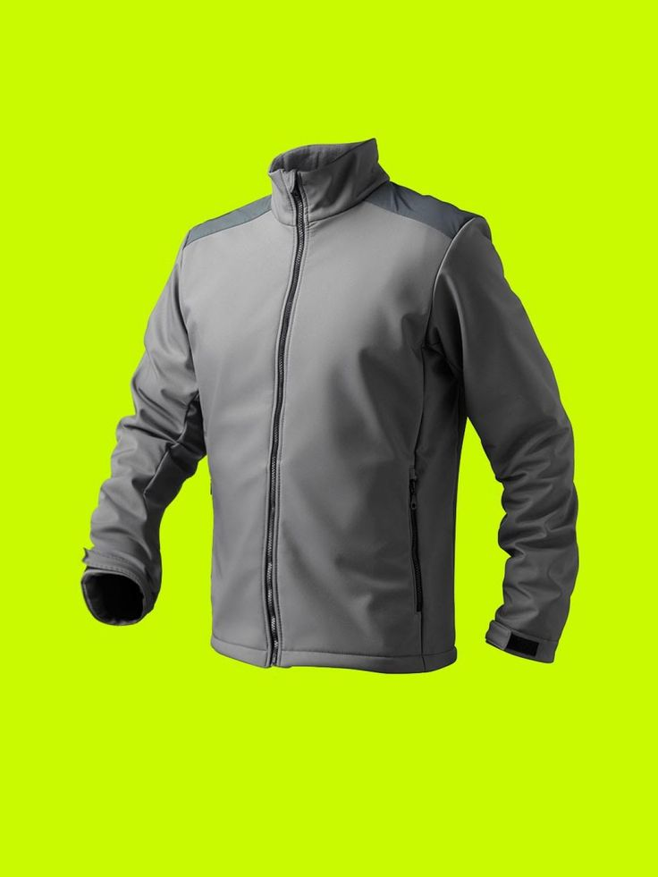 """Outdoor"" - Men - SOFTSHELL JACKET - To The Fit"