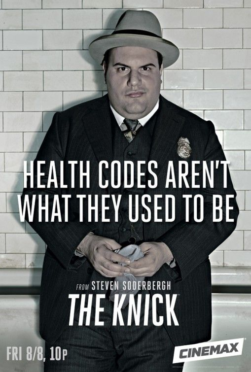 Health codes aren't what they used to be ♡ #Knick