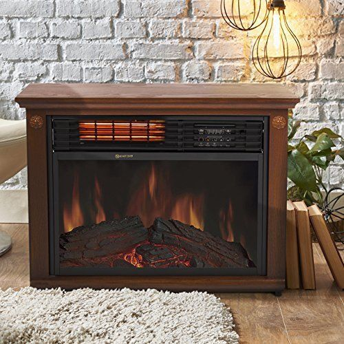 Best  Portable Space Heater Ideas On Pinterest Small Portable - Energy efficient electric fireplace