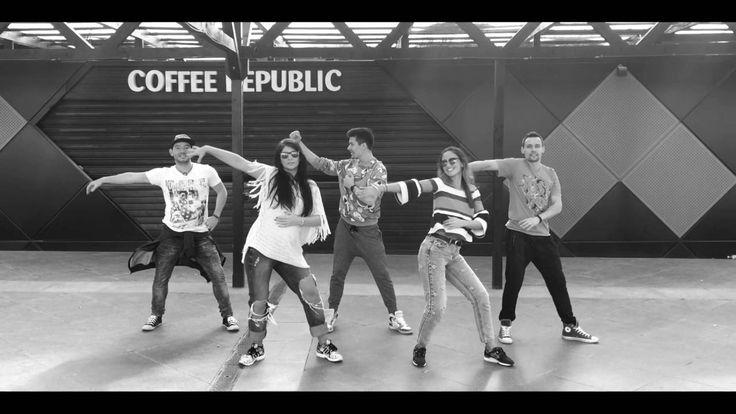 """Yandel Ft. Pitbull Y El Chacal - Ay Mi Dios - Choreo By Cristina """"Dudu"""""""