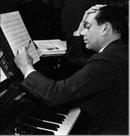 Cole Porter - American composer and songwriter.  Born 1891 in  Peru, Indiana died1964, Santa Monica, California