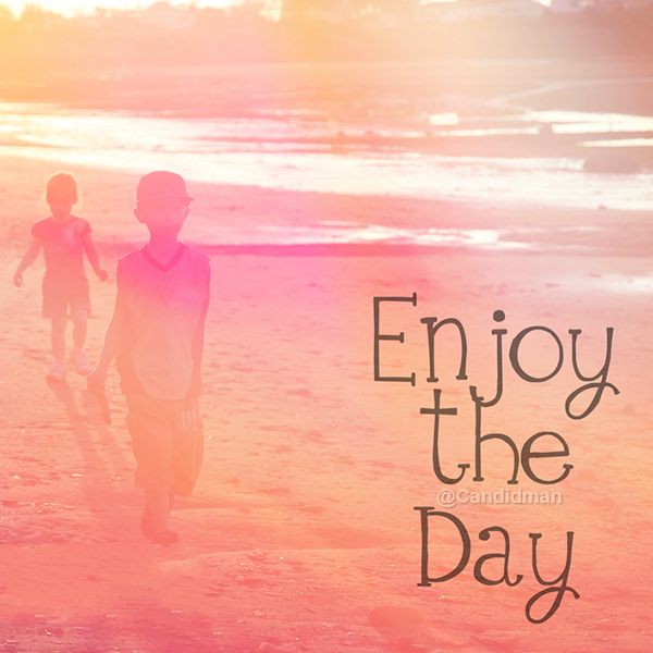 437 best images about inspirational quotes on pinterest for Quotes on enjoying the day