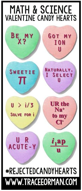 31 best Valentines Day  Secondary Math images on Pinterest