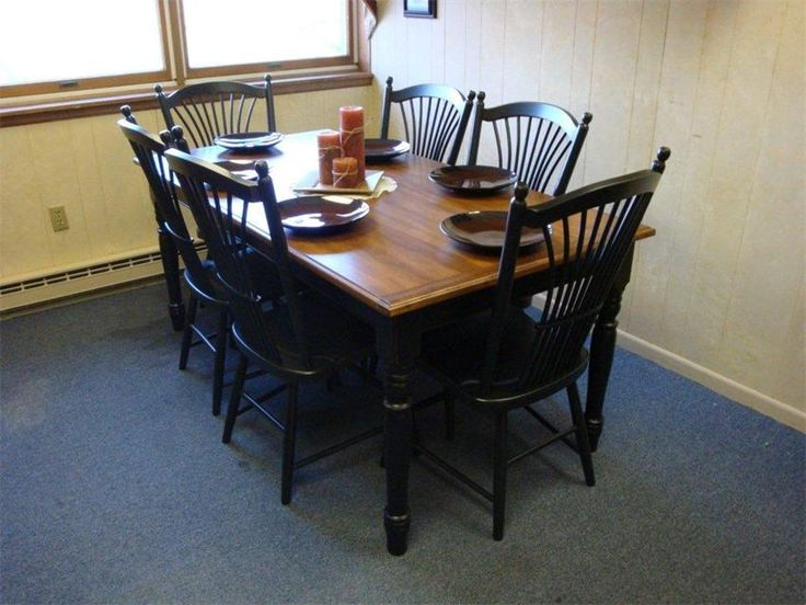 1000 Images About Dining Room On Pinterest Amish Family