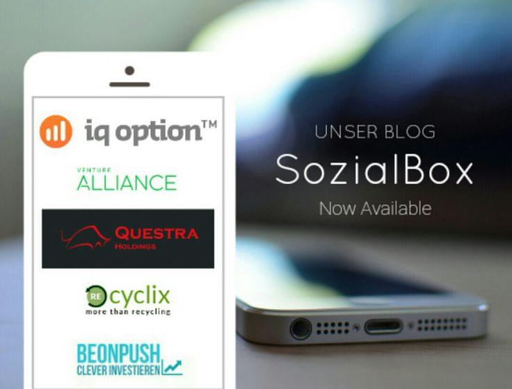 SozialBox - Eine Investition in Wissen - SozialBox