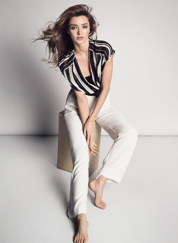 Miranda Kerr for Mango ‹ ALL FOR FASHION DESIGN