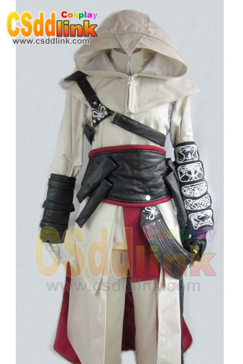assassin's creed sewing patterns top | Assassin's Creed 2 II Altair cosplay costume