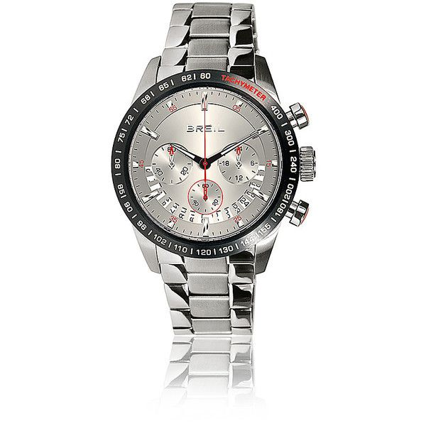 Cronografo Uomo Breil Speed One Acciaio TW0706