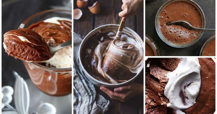 Ricetta MOUSSE SPUMOSA mascarpone e cioccolato