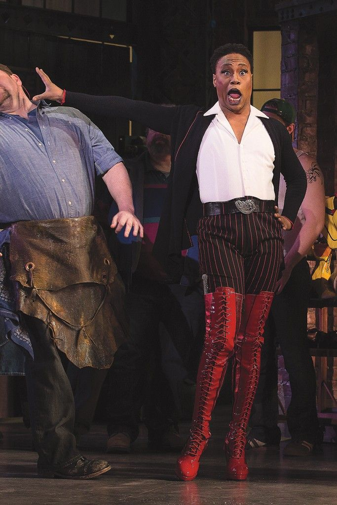 9 best images about kinky boots on broadway on pinterest for Kinky boots cyndi lauper