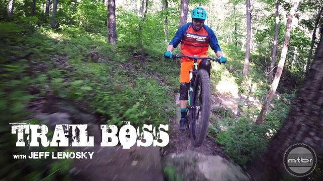 Jeff Lenosky Trail Boss Series tackles Schooner Trace - Mountain Bikes For Sale