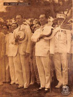 Manuel L. Quezon on Pinterest   Manuel Roxas, Presidents and The ...
