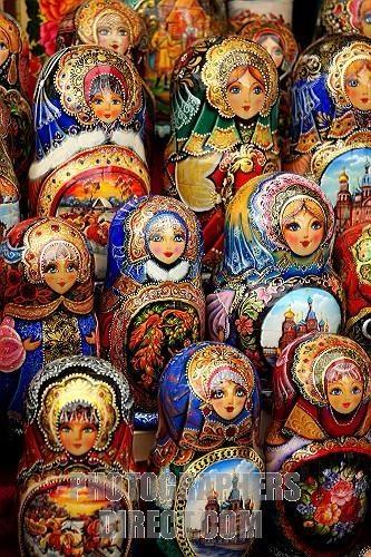 Matrioskas Market