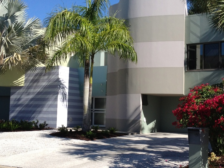 9 best architecture images on pinterest midcentury for Florida residential architects