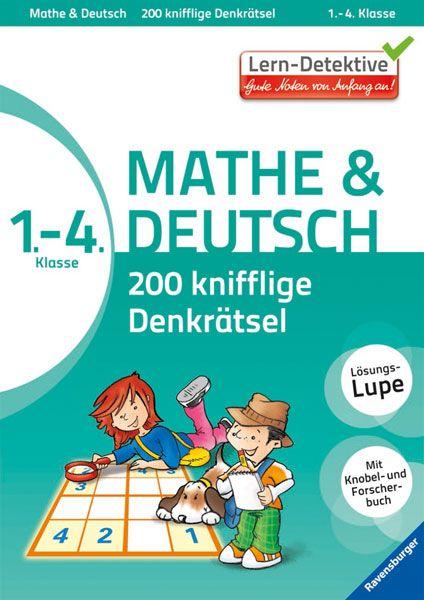 Denkrätsel Mathe & Deutsch 1 - 4 Klasse, £7.55