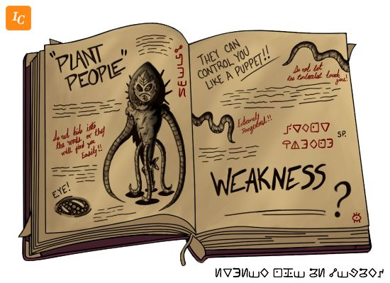 Gravity Falls - Plant People by Ivancartoonist on DeviantArt