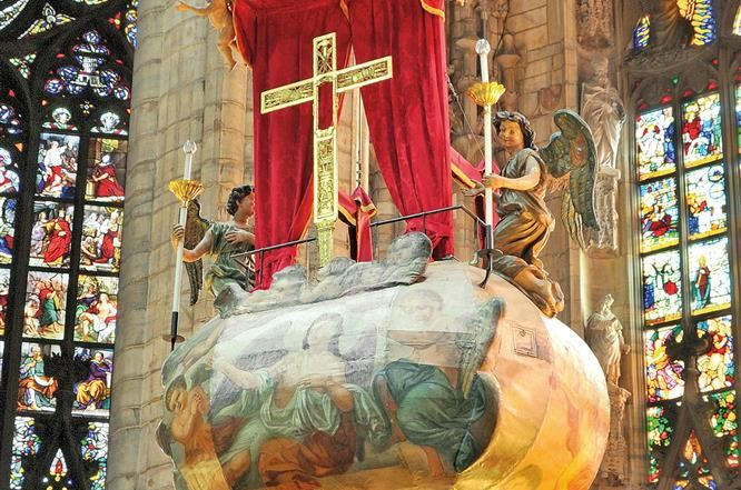 Lunedì 15 Settembre 2014 ore 17:30 - TRIDUO DEL SANTO CHIODO #duomodimilano #milancathedral