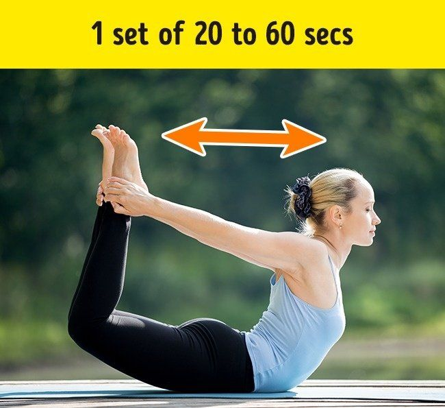 Zdjęcie 7 skutecznych ćwiczeń na ujędrnienie pleców i pozbycie się boczków #3