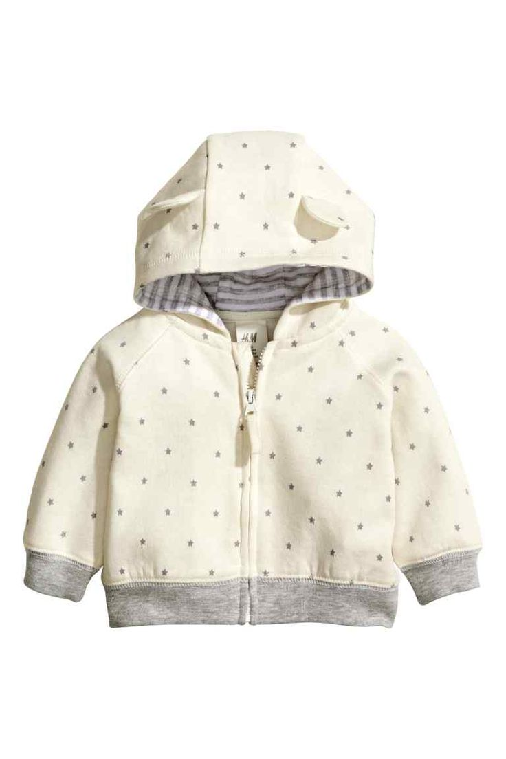 veste capuche h m petites tenues pour b b surprise pinterest vestes v tements b b. Black Bedroom Furniture Sets. Home Design Ideas
