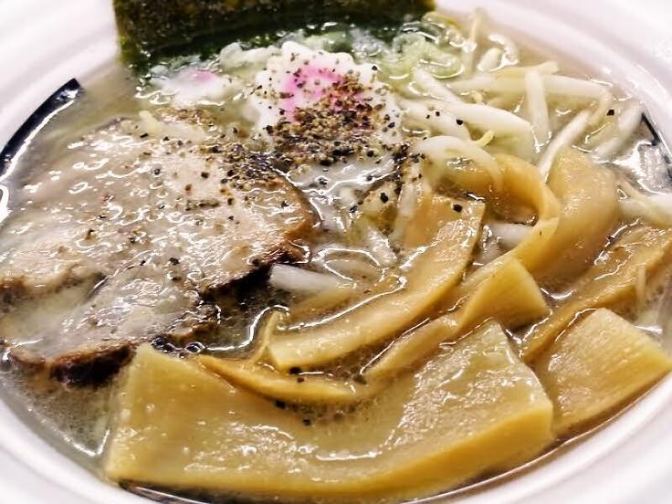鳥取牛骨ラーメン応麺団の鳥取牛骨ラーメン  東京ラーメンショー at 駒沢公園