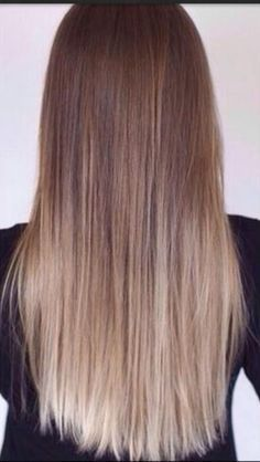 die besten 25 balayage glattes haar ideen auf pinterest braun ombre haare balayage braunes. Black Bedroom Furniture Sets. Home Design Ideas