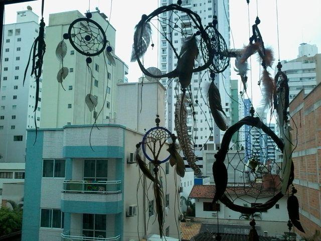 Filtros dos sonhos diversos modelos de desenhos e formas
