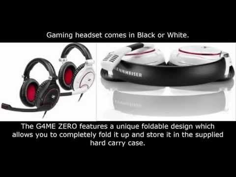 Sennheiser Headphones | Sennheiser G4me Zero | Sennheiser Gaming Headset