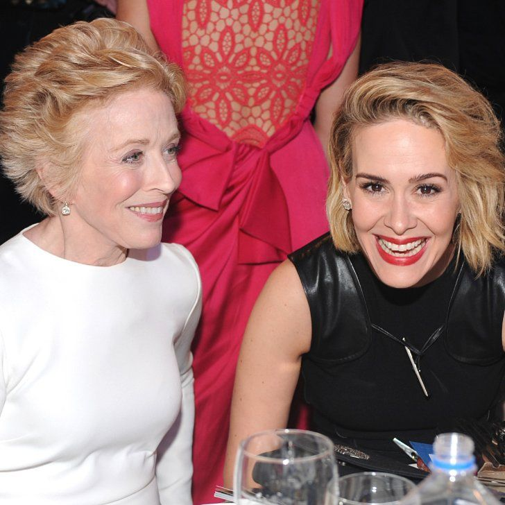 Sarah Paulson and Holland Taylor's Relationship Has Been Hidden in Plain Sight All Along