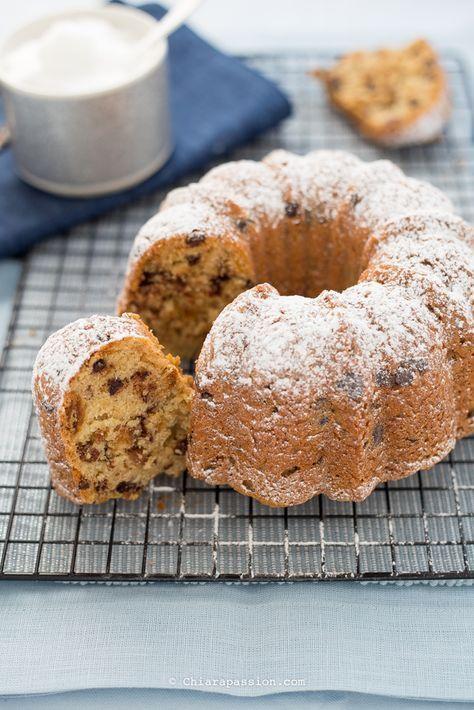 Torta al panettone, ricetta perfetta per smaltire gli avanzi di Natale. Bund cake