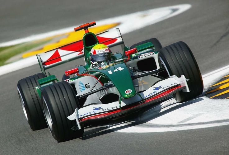 Mark Webber - Jaguar R5 - 2004 - San Marino GP (Imola)