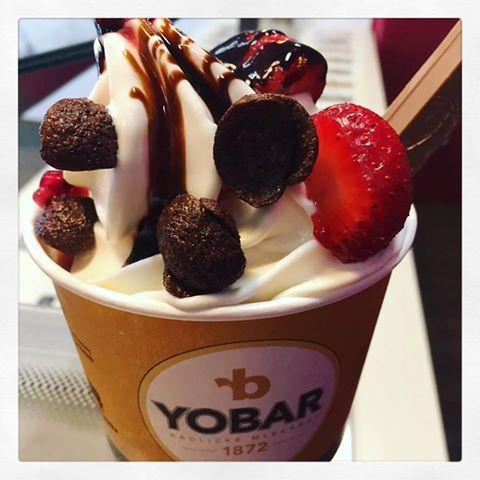 Už jste slyšeli o téhle pochoutce? Tak se zastavte v YOBARU a ochutnejte jejich prvotřídní mražený jogurt. Výběr je jen na vás.