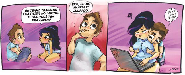 Satirinhas - Quadrinhos, tirinhas, curiosidades e muito mais! - Part 133