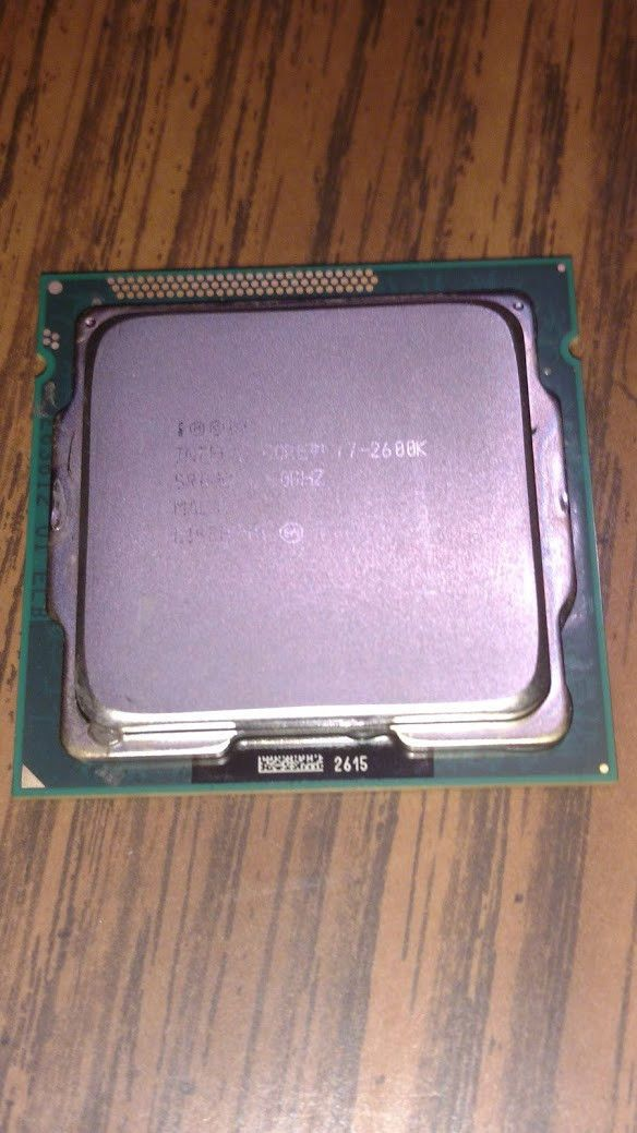 Intel Core i7 2600K 3.4GHz LGA 1155 with New Hyper 212 EVO CPU Cooler