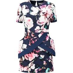 Finders Keepers Sukienka letnia digital floral/patriot blue