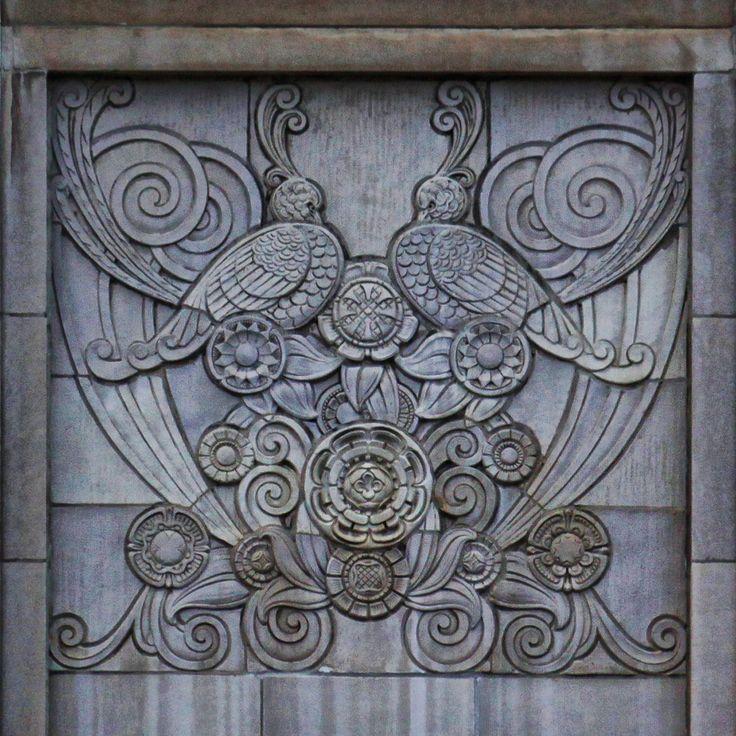 Art Deco Peacocks | Flickr - Photo Sharing!