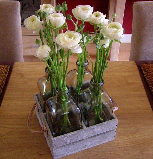 dekoracje z kwiat w zr b to sam