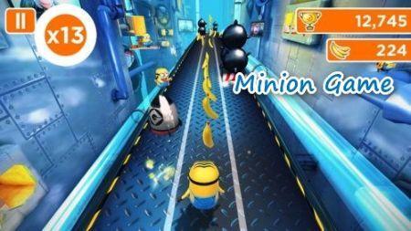 Free minion games