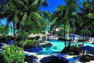 InterContinental San Juan resort, Puerto Rico. No passport required for US Citizens! AAA 4 Diamond Winner.