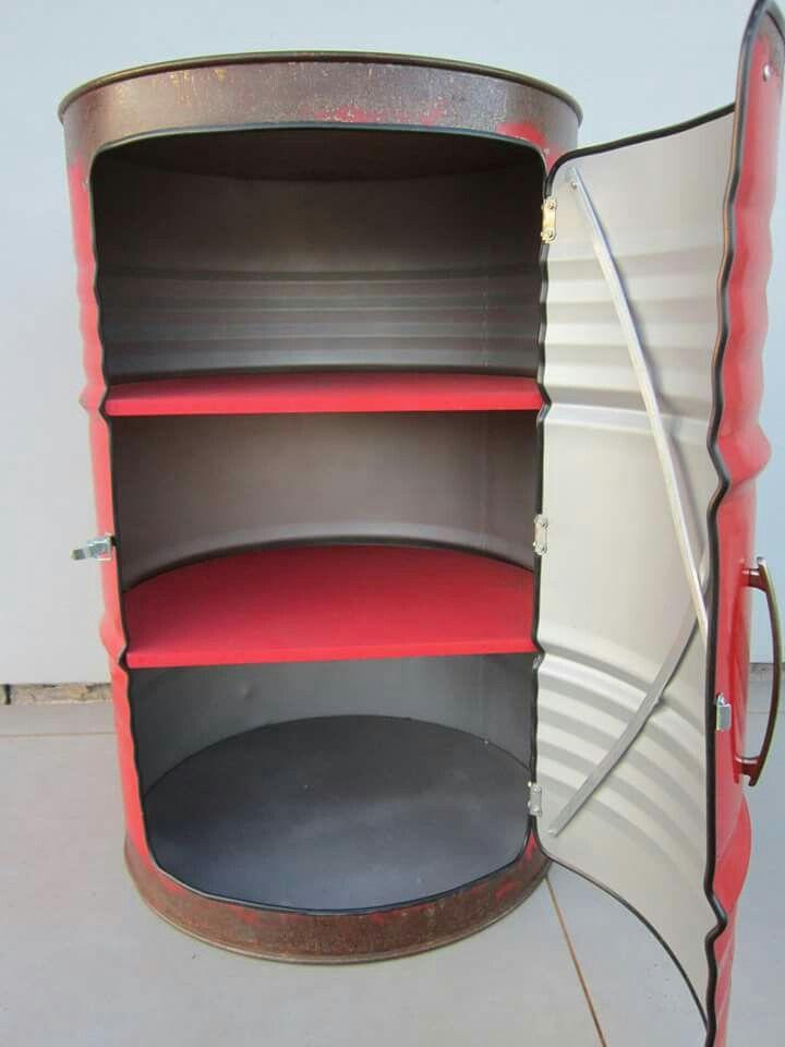 Armário de tonel