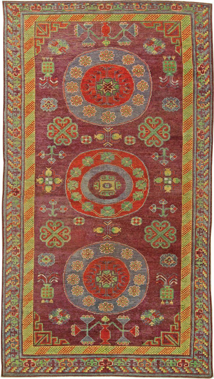 A Samarkand Rug Bb5837 Item No Size 9 5 X 4
