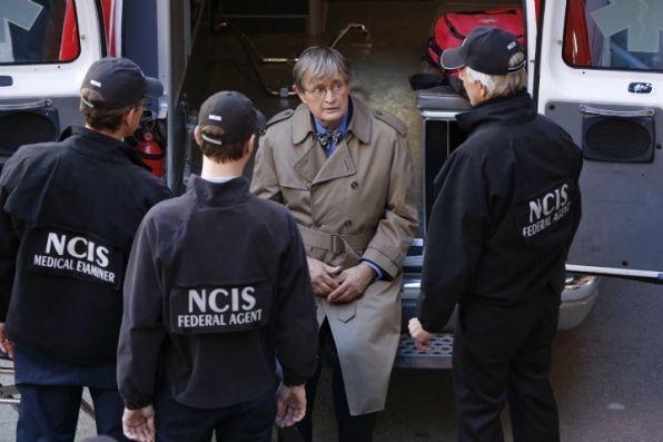 "On NCIS ""Spinning Wheel"" (Season 13, Episode 11)"