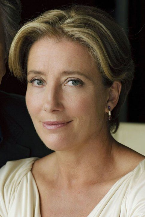 Emma Thompson. Love her in pretty much every role she's played & in real life, she's hilarious