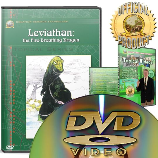 Studying Leviathan, the fire-breathing dragon of Job 41, sheds new light on one of the Christian's worst enemies – pride. Putting peer pressure into perspective, Dr. Hovind gives practical lessons to be gained from this often overlooked passage of Scripture.